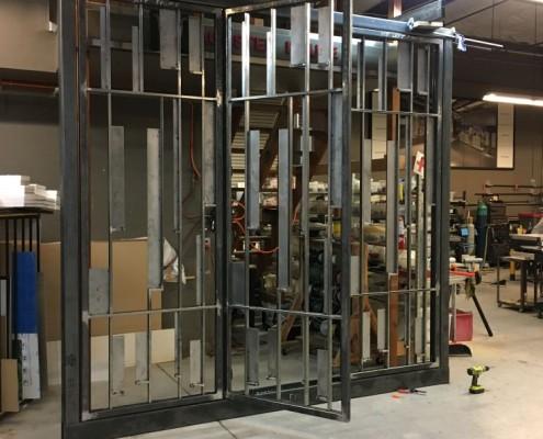 Custom Fabrication Shop - Monster Route